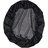 Stay On Satin #9723-drawstring Bonnet Style
