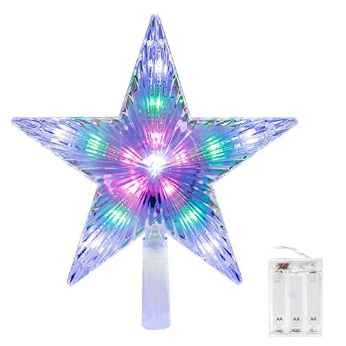 e Weihnachtsbaum High-Dekorationen Bäume des Weihnachten, Veränderungen in der Mode-Sterne-Weihnachten Dekorationen Urlaub Farbige ()