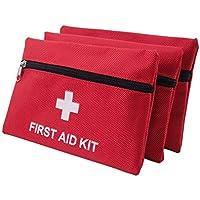Vi.yo Portable Erste-Hilfe-Kit 60 Stück Mini Kleine medizinische Tasche für den Überleben Notfall für Auto, Haus... preisvergleich bei billige-tabletten.eu