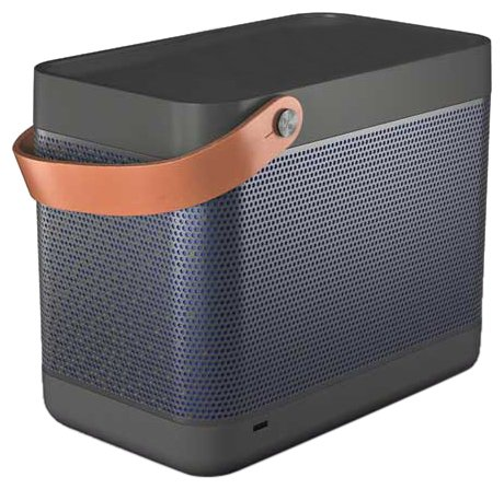 B&O PLAY by Bang & Olufsen PLAY Beolit 12 Airplay - Portable Wireless Music System (Blue)