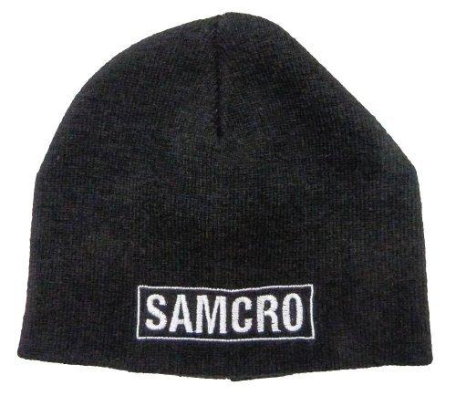 Anarchy Männer Sons Of Kostüm - Sons of Anarchy Samcro Beanie
