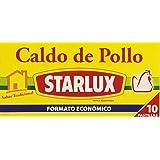 Knorr Starlux Caldo Pastilla De Pollo - 10 Pastillas