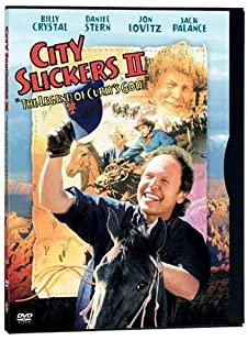City Slickers 2 - The Legend of Curly's Gold by Billy Crystal