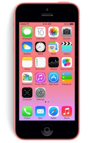 Apple iPhone 5C - Smartphone libre iOS pantalla 4 c mara 8 Mp 8 GB rosa importado