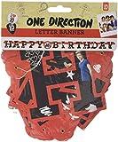 One Direction - Buchstabenkette Happy Birthday