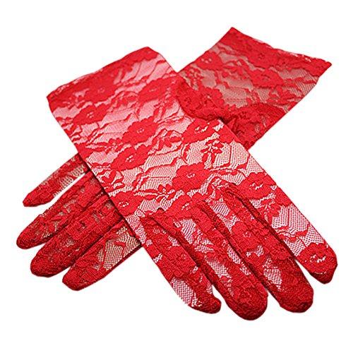 good01 Damen Handschuhe Gr. One size, rot
