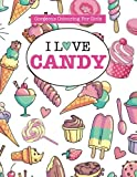 Used, Gorgeous Colouring for Girls - I Love Candy (Gorgeous for sale  Delivered anywhere in Ireland