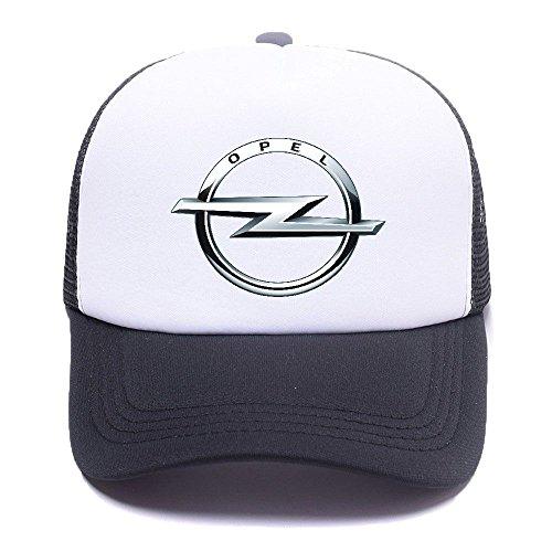 Ope Car Logo WAJH48 Trucker Hat Baseball Caps Herren Accessoires Hüte, Mützen & Caps for Men Women Boy Girl Black