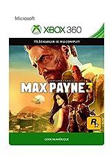 Max Payne 3 [Xbox 360 - Code jeu à télécharger]