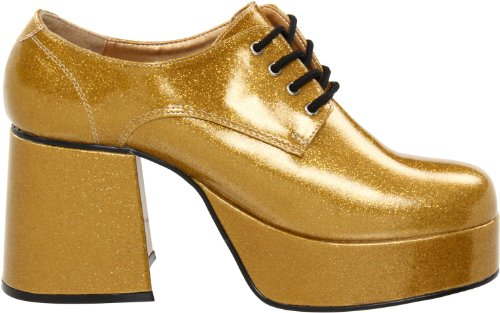 Pleaser Jazz-02, Oxford Homme Or (Gold)