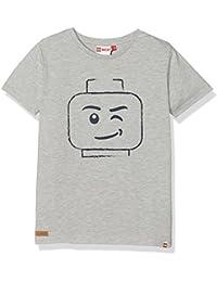 Lego Wear Boy Teo 210-T-Shirt S/S, Hauts à Manches Longues Garçon