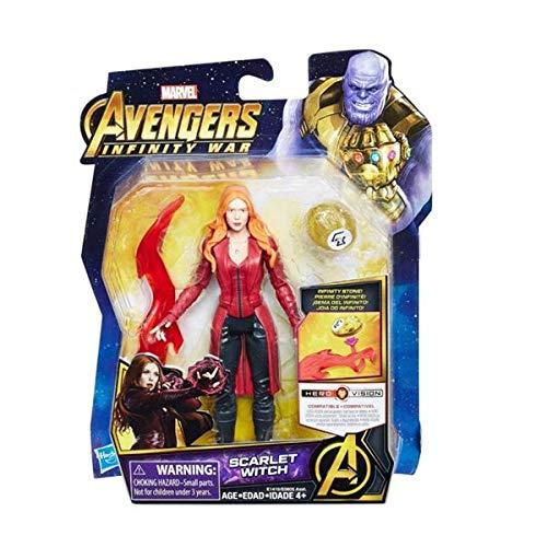 Hasbro Avengers Infinity War Character Scarlet Witch ,, e0605 _ e1419eu4