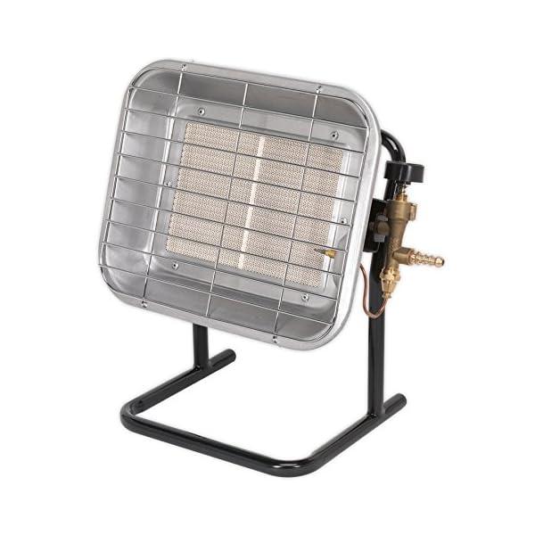 Sealey LP14 9,200-17,000Btu/hr Propane Heater 1