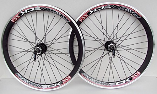 TKM / QUANDO Fahrrad-Rad,  - BLACK RIMS