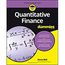 Quantitative Finance For Dummies (For Dummies (Business & Personal Finance))