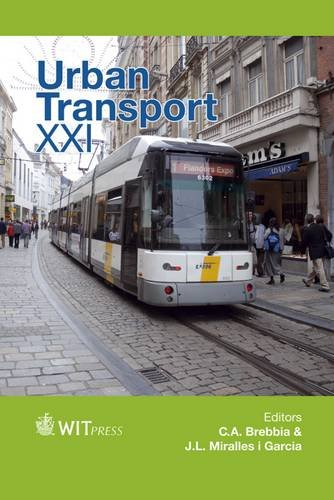 Urban Transport XXI: 146 (WIT Transactions on the Built Environment)