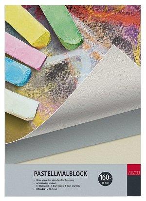 Pastellmalblock DIN A4