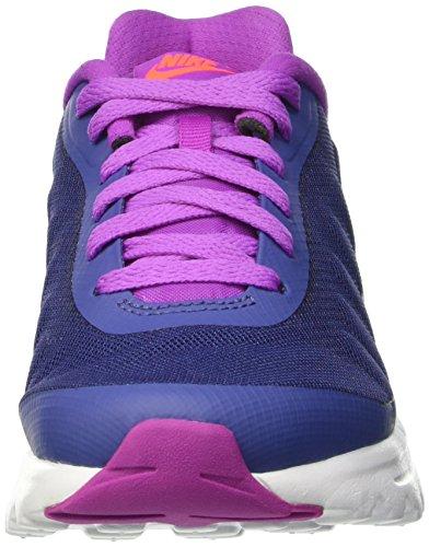 Nike Wmns Air Max Invigor, Scarpe da Corsa Donna Multicolore (Dk Prpl Dst/Blchd Llc/Hypr Vlt)