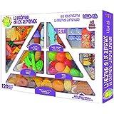 tachan pirmide alimenticia set de piezas cpa toy group