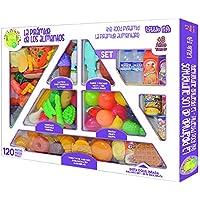 Tachan - Pirámide alimenticia, Set de 120 Piezas (CPA Toy Group 2056)