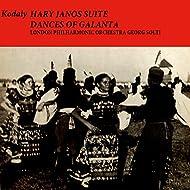 Kodaly: Hary Jones Suite - Dances of Galanta