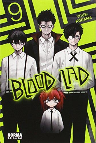 Blood Lad 9 (Manga - Blood Lad)