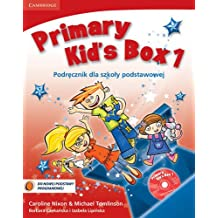 Primary Kid's Box Level 1 Pupil's Book with Songs CD and Parents' Guide Polish edition