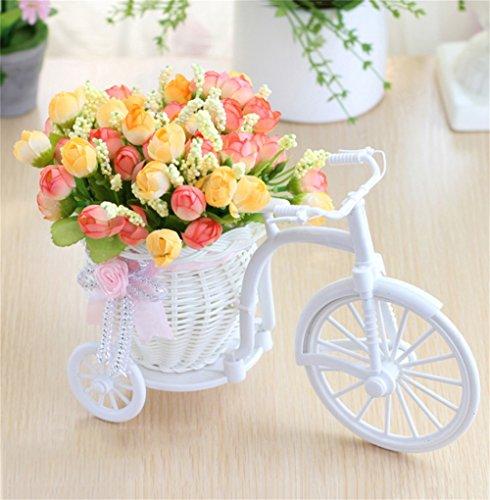 Soporte / estantes decorativos de la flor de la simulación creativa de la flor para la mesa de centro de la sala de estar ( Color : G )