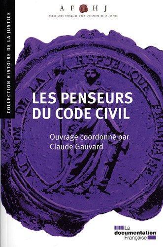 Les penseurs du Code civil. N.19 par Claude Gauvard