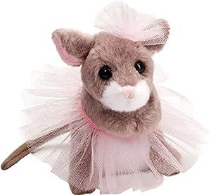 Cuddle Toys 647Tippy Toe Bailarina ratón de Peluche