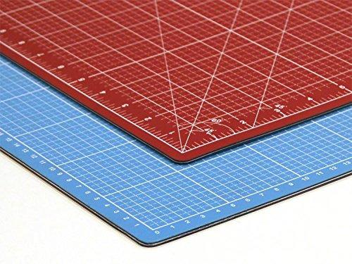 Snaply Schneidematte A2 60 x 45 cm Matte für Rollschneider - Preis gilt für 1 Matte - (Bügeln Matte Nähen)