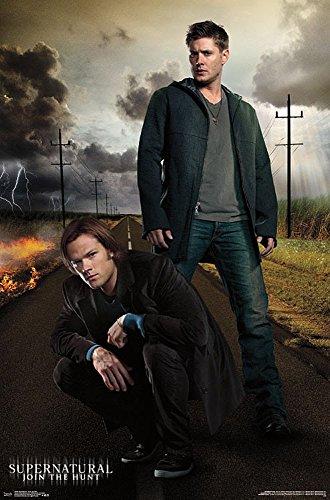 poster-supernatural-dean-sam-61cm-x-915cm