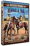 Las Águilas Negras de Santa Fe (Die schwarzen Adler von Santa Fe) 1965 [DVD]
