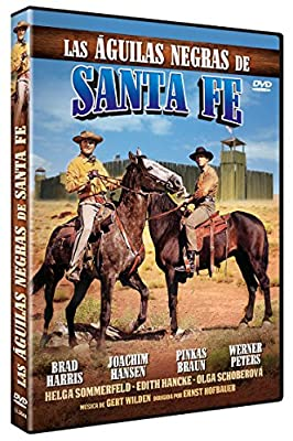 Die schwarzen Adler von Santa Fe (LAS AGUILAS NEGRAS DE SANTA FE -, Spanien Import, siehe Details für Sprachen)