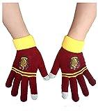 Harry Potter Touchscreen Handschuhe Haus Gryffindor