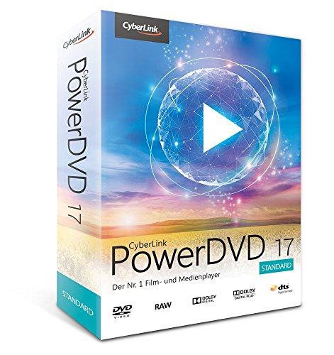 Preisvergleich Produktbild CyberLink PowerDVD 17 Standard