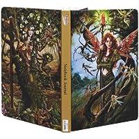 Espíritu de árbol - amoldamiento Cuaderno Diario con ilustraciones por Briar