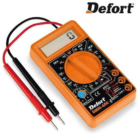 Digital Multimeter DMM-600N