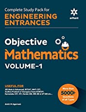 Objective Mathematics for Engineering Entrances - Vol. 1