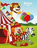 Zirkus-Malbuch 1