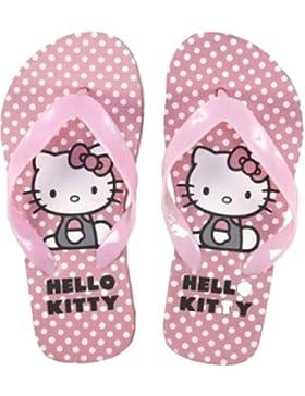 Hello Kitty Flip Flops in Weiss, Rosa-Weiss, Rosa und Pink Gr. 27, 29, 31, 33