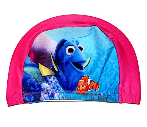 Disney Findet Dorie Finding Dory Badekappe für Kinder (Pink)