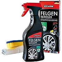 STARK 40006 Felgen-Reiniger-Set, DEKRA, 5-Teilig