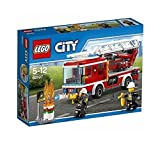LEGO City Fire 60107: Fire Ladder Truck Mixed by LEGO