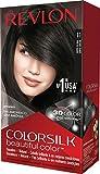 Revlon Revlon Colorsilk Natural Hair Color 11 Soft Black - 1 Ea