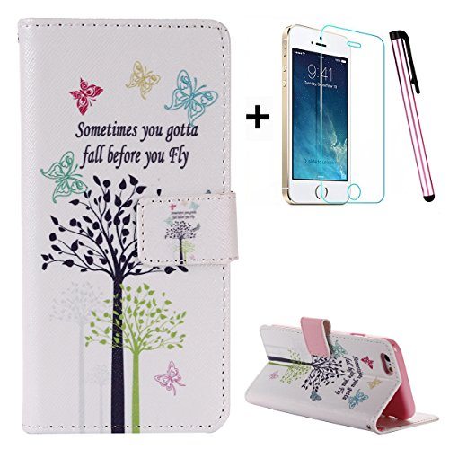 iphone-se-caseiphone-5s-flip-wallet-casetebeyy-premium-lovely-tree-and-butterfly-pu-leather-wallet-c