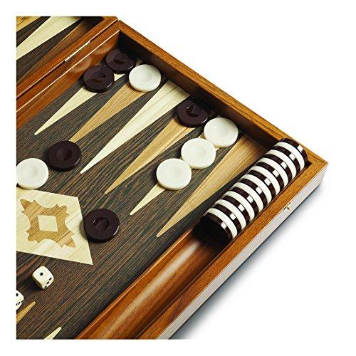 Juego Backgammon De Madera Para Adultos I Juego De Mesa I Juego De