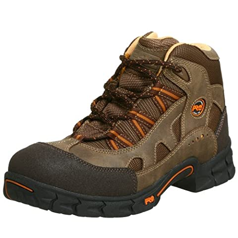 Timberland PRO Men's 50500 Expertise Steel Toe Work Boot,Brown,15 W