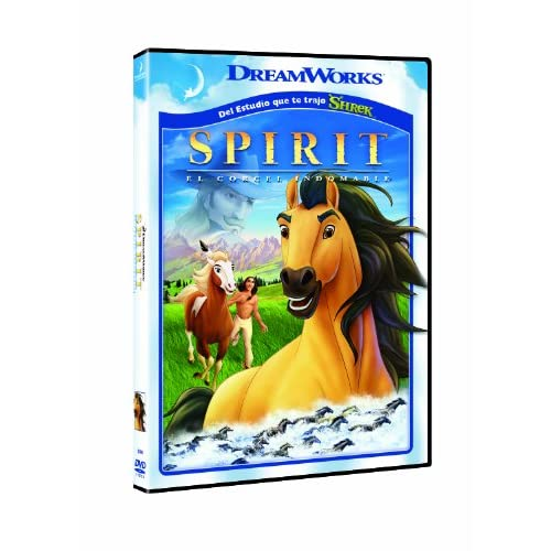 Spirit: El Corcel Indomable [DVD] 3