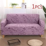 SHFOLSFH Inkjet Pattern Elastic Stretch Universal Sofa Covers Sectional Throw Couch Corner Cover Cases For Furniture Armchairs Home Decor 3 two seat sofa